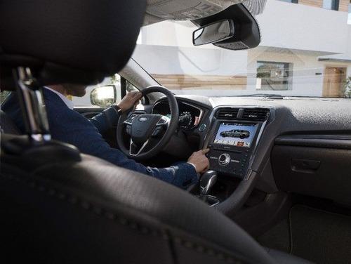 Ford Mondeo Wagon Hybrid Vignale: familiare di lusso sì, mild.. No! (5)