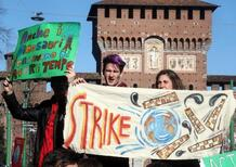 Strike4Climate, in 182 città studenti in piazza per il clima