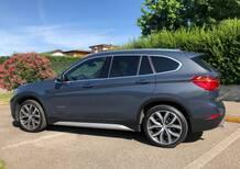 BMW X1 xDrive25d xLine del 2015 usata a Arese