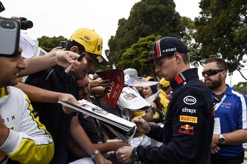 F1, GP Australia 2019, FP3: Hamilton al top (3)