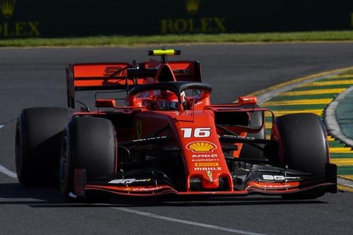 F1, GP Australia 2019, FP3: Hamilton al top (2)