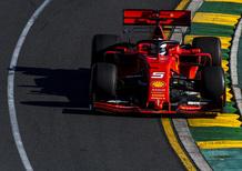 F1, GP Australia 2019, Vettel: «Domani possiamo vincere»