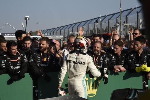 F1, GP Australia 2019, Bottas: «La gara migliore della mia carriera» (4)