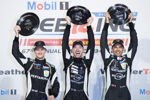 12 Ore di Sebring, Lamborghini vince in GTD (2)