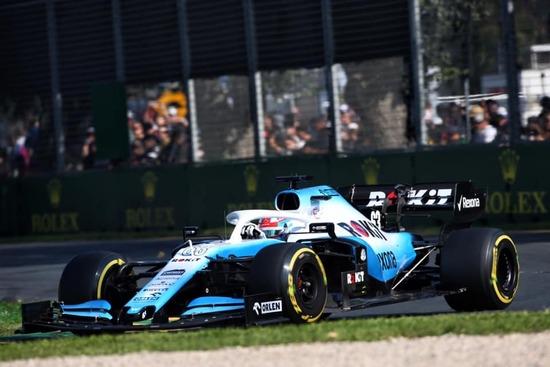 Voto 0 per la Williams, disastrosa
