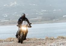 Continental ContiTrailAttack3: test con le maxienduro sulle strade di Creta