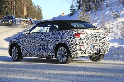 Volkswagen T-Roc Cabrio: ecco il nuovo SUV tedesco apribile [foto gallery] (5)
