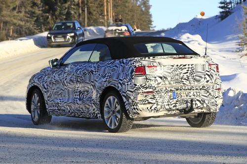 Volkswagen T-Roc Cabrio: ecco il nuovo SUV tedesco apribile [foto gallery] (8)