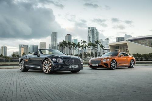 Bentley Continental GT V8, le nuove coupé e cabrio