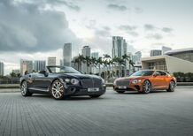 Bentley Continental GT V8, le nuove coupé e cabrio