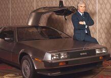 In arrivo un film su John DeLorean, l'inventore della DMC-12