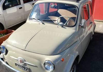 500 d'epoca del 1968 a Milano