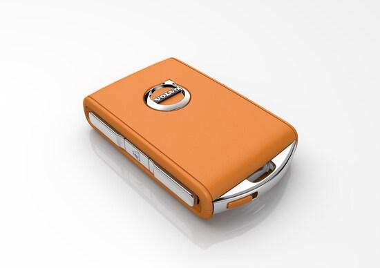 Volvo Care Key, la chiave col limitatore di velocità di serie