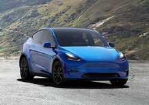 Tesla Model Y: i prezzi di listino per l'Italia