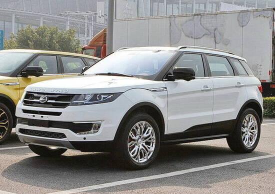 Land Rover e il clone cinese, gli inglesi vincono la causa