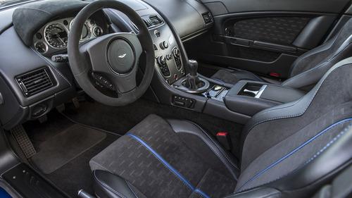 Aston Martin V12 Vantage S 2017: finalmente il manuale! (2)