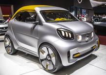 Daimler, addio a smart entro la fine dell'anno?