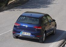 Volkswagen Golf 1.5 TGI, arriva la nuova Golf a metano