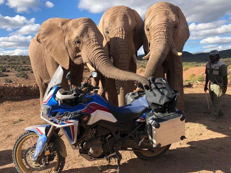 Honda Adventure Roads: il viaggio tra Sud Africa e Lesotho