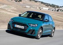 Audi A1, arriva il 1.0 TFSI da 95 CV