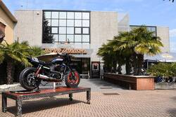 Harley-Davidson Monza