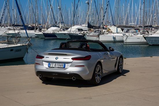 La BMW Z4