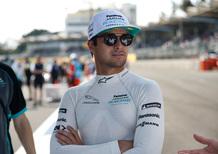 Formula E, Nelson Piquet Junior lascia la Jaguar. Al suo posto Lynn