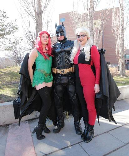 Batman pronto all'azione in Canada…ma la polizia lo allontana