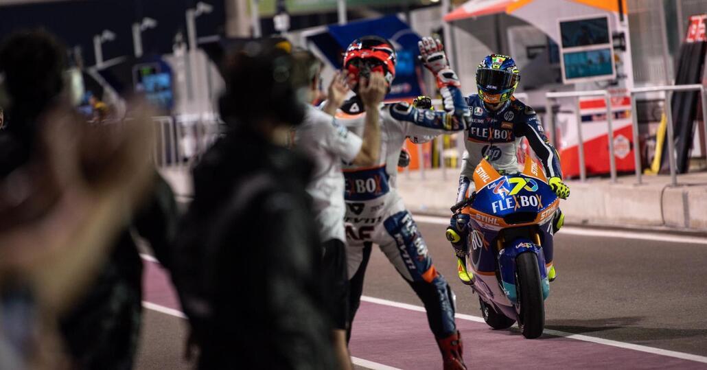 Baldassarri e Masia vincono in Moto2 e Moto3