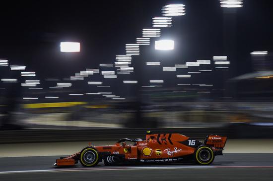 Voto 7 alla Ferrari in Bahrain