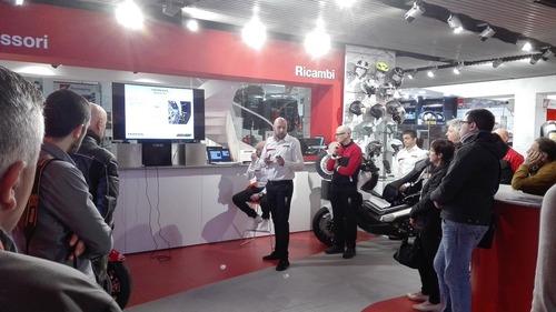 Honda Moto Roma: grande festa delle due ruote (3)