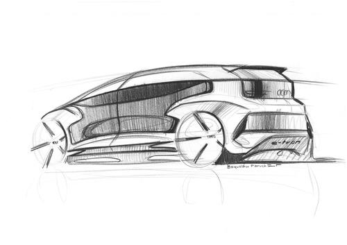 Audi AI: me, un nuovo concept al Salone di Shanghai 2019