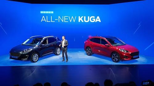 Ford, Hybrid per tutti i gusti: ecco nuova Kuga, Explorer, Tourneo, Fiesta e Focus [video live] (3)