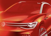 Volkswagen ID. Roomzz, la concept debutta a Shanghai