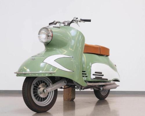 Da Vienna un'asta curiosa di scooter e moto d'epoca (7)