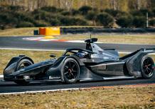 Formula E: Mercedes, debutto in pista con la monoposto per il 2019/2020