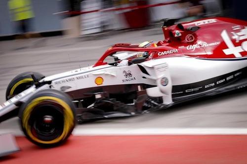 Mick Schumacher, test con Alfa Romeo dopo la Ferrari (6)