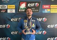 CIV. Davide Giugliano, Team Principal del RGR TM team
