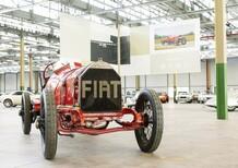 FCA Heritage, esposizione e archivio delle storiche Fiat, Alfa e Lancia [Video]