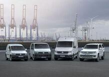 Volkswagen mette i MOD sui Veicoli Commerciali: tanti servizi connessi in rete