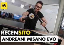 Misano Evo by Andreani. Recensito cartuccia per Yamaha Tracer e KTM Duke