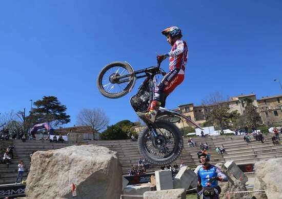 Italiano Trial, Grattarola domina la prima prova