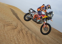 Abu Dhabi Desert Challenge. Sam Sunderland (KTM), il Bis del Padrone di Casa