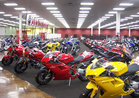 Vendita moto usate: in aumento nel primo trimestre