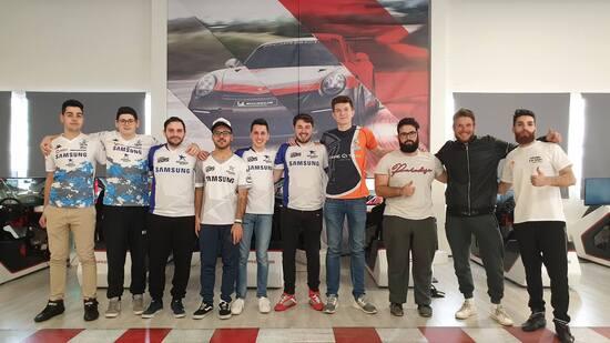 Ecco i 10 simracers che si sfideranno nella categoria PRO della Porsche Esport Carrera Cup Italia 2019