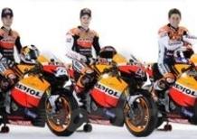 Presentato il Team Honda Repsol