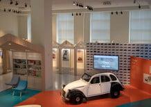Dal double Chevron alla due C-vron: Spazio Citroen alla Milano Design Week 2019 [video intervista]