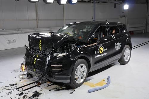 Euro NCAP: 5 stelle a Citroen C5 Aircross e nuova Range Rover Evoque (3)