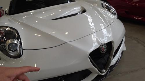 Alfa Romeo 4C Quadrifoglio, la versione estrema mai nata (5)