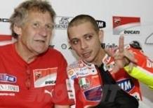 Valentino Rossi: La Ducati è diversa dalle moto giapponesi